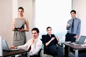 יצירת סביבת עבודה שלווה בארגון